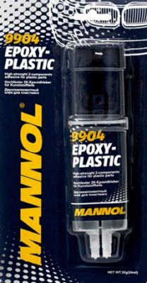 MANNOL 9904 Epoxy-Plastic